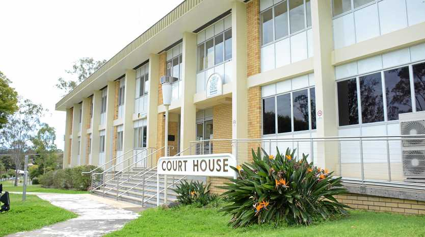 ABUSE: A Murgon man faced court after a night out with friends.