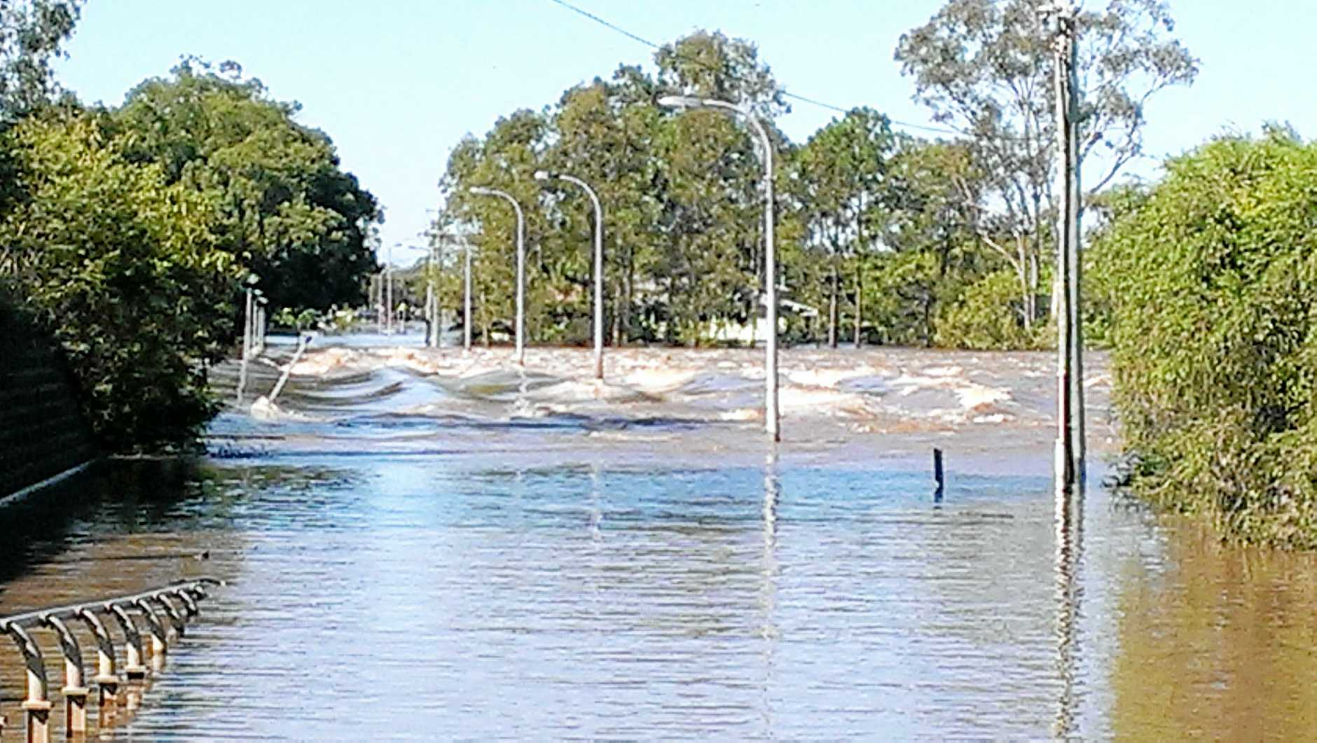 FLOOD PROTECTION: Funding for the Granville Hockey Club will allow it to support the community during natural disasters, which include major floods.