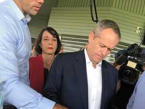 Shorten makes multi-million dollar Mackay development pledge