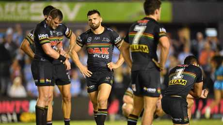 The Panthers have struggled to start the 2019 season after all the pre-season fanfare around Ivan Cleary's return. Picture: AAP