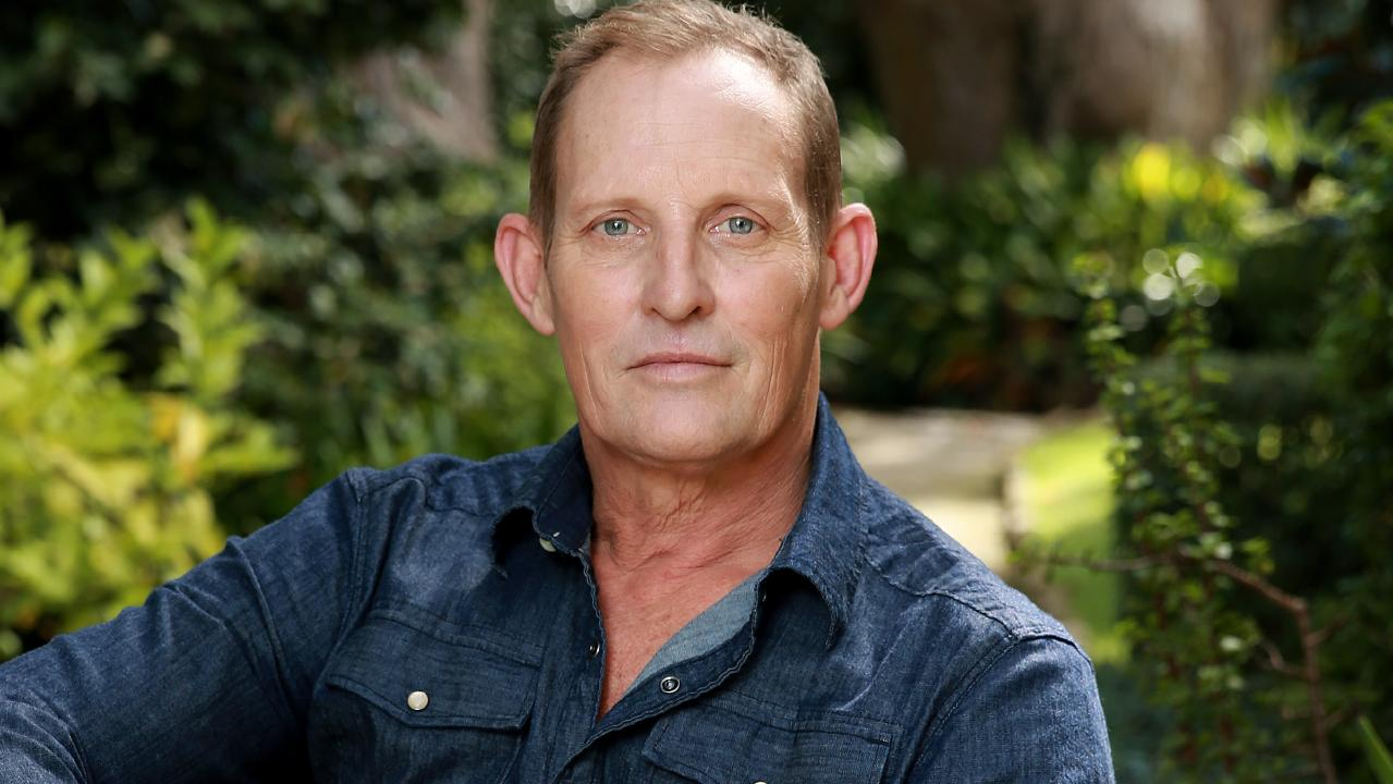 Entertainer Todd McKenney pictured at his Pymble home on Sydney's north shore. Picture: Toby Zerna
