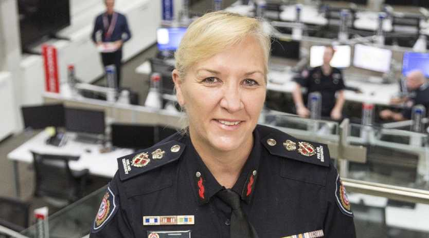 Queensland Fire and Emergency Services Commissioner Katarina Carroll has been named Queensland Police Commissioner. Picture: Supplied