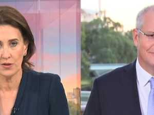 ScoMo grilled by Trioli over $80 million funding scandal
