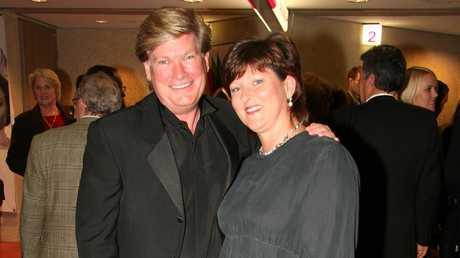 Simon and Lisa Gallaher.