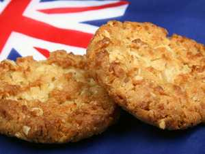 Major fines for faking Anzac biscuits