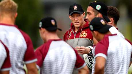 Craig Fitzgibbon has been linked with the Knights job. Image: Gregg Porteous
