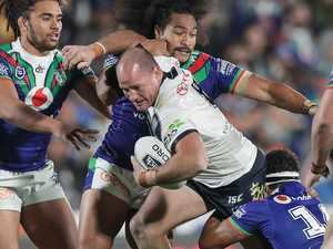 Great Scott: Cowboys veteran won't give up on Origin dream