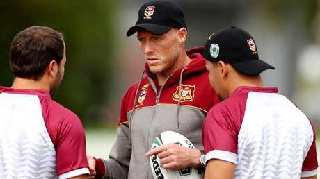 Craig Fitzgibbon is among the potential replacements if the Knights job becomes vacant.