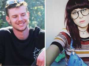 Tributes for 'beautiful souls' found dead in tent