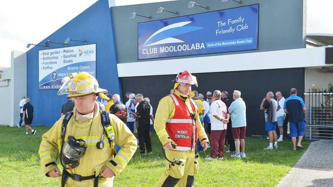 Fire devastates newly-renovated bowls club