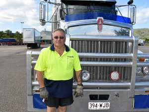 Dave rates the 900km trip from coast to Mt Isa challenging