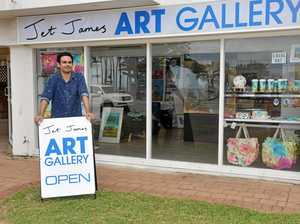 Local artist hits new milestone with gallery opening