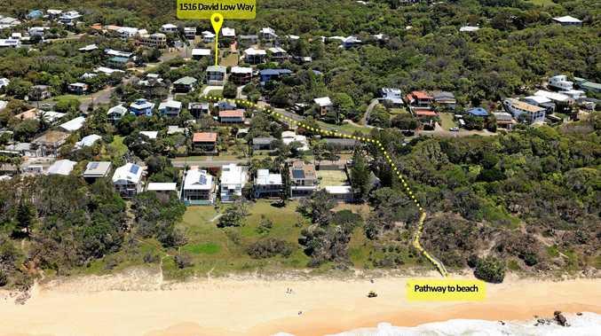 A coastal home of many options