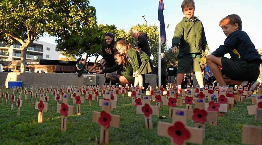 ANZAC DAY: Bargara Dawn Service