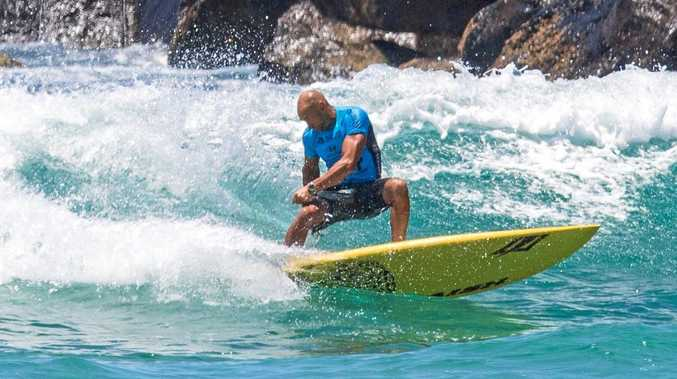 State stand-up paddleboard champ keen to defend title