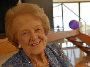 Burnett nurse shares WWII story