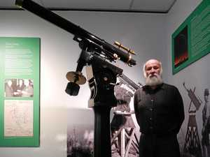 Museum curator launches hunt for historical telescopes