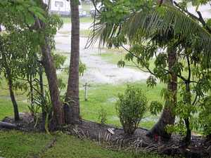 How much rain has fallen around Whitsundays