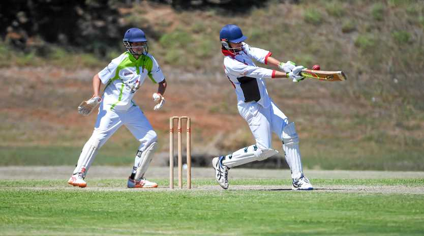 TIME IS NOW: The Bundaberg Cricket Association and the council need to decide what the future will be for players such as YMCA's Kassidy Pollitt.