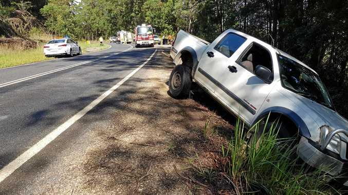 Man dies after three vehicle crash near Nambucca Heads