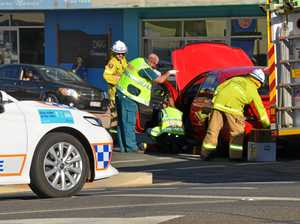 Why driver was fined for Kingaroy crash