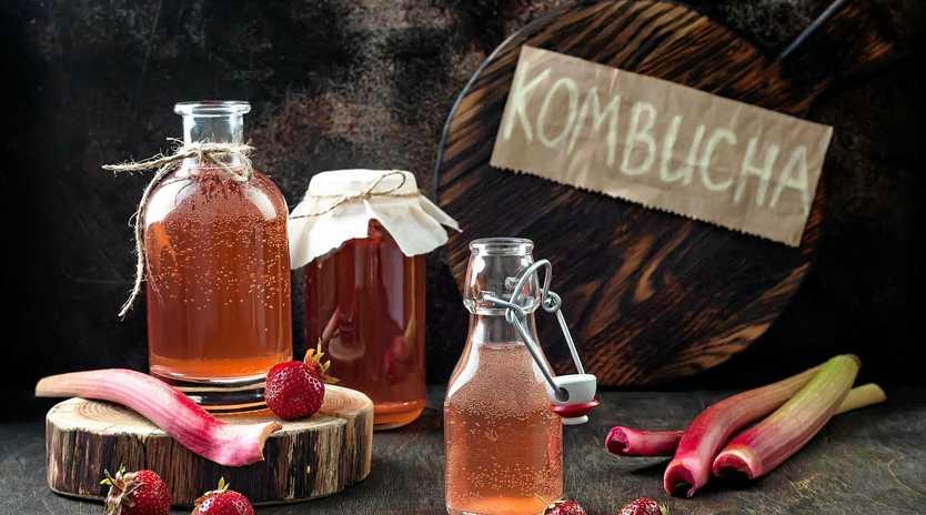 Kombucha is now on tap in the Tweed.