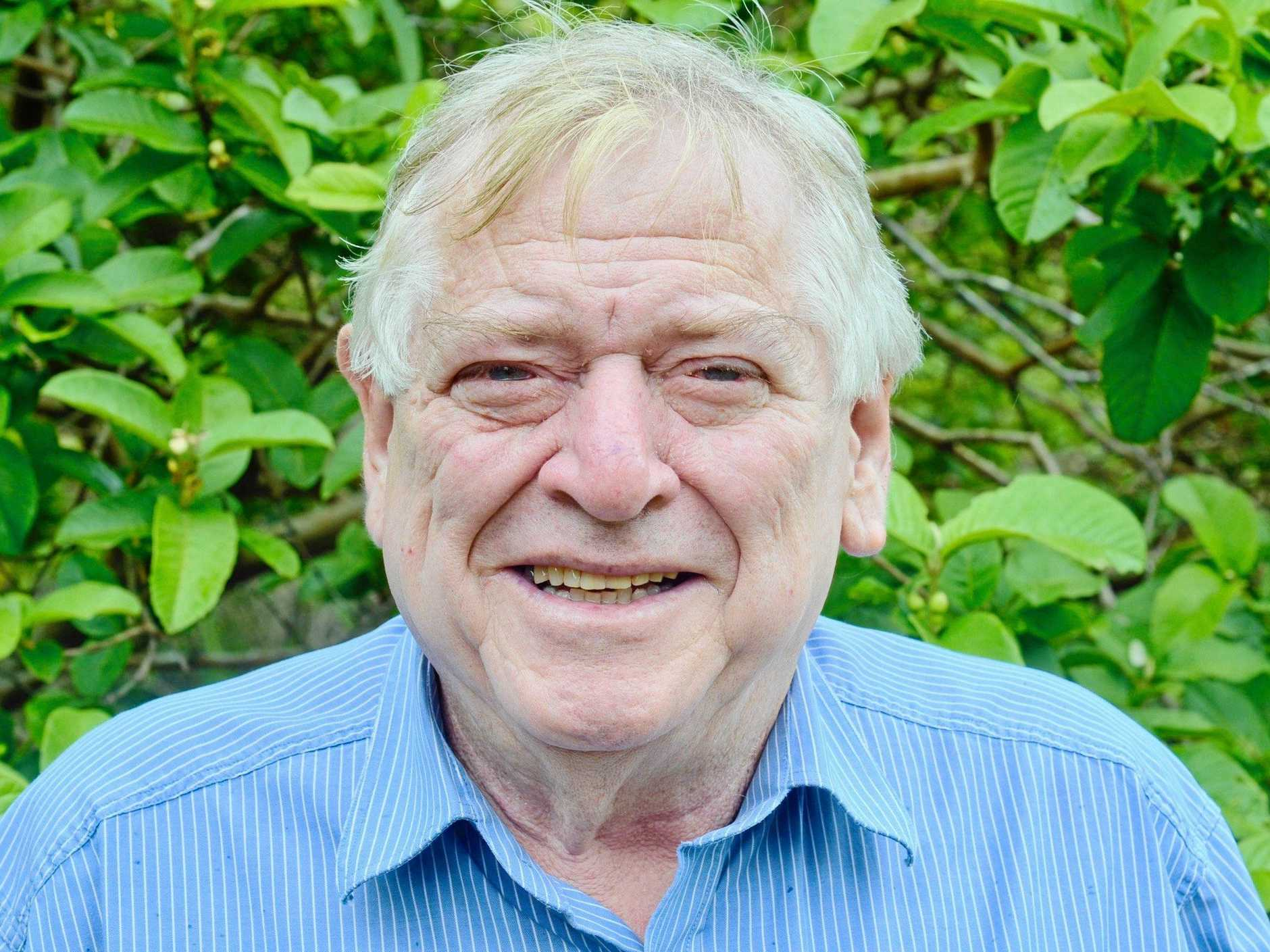 Woodford Folk Festival director Bill Hauritz. Supplied by Woodford Folk Festival.