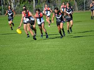 Round three of the AFL Capricornia starts tomorrow afternoon