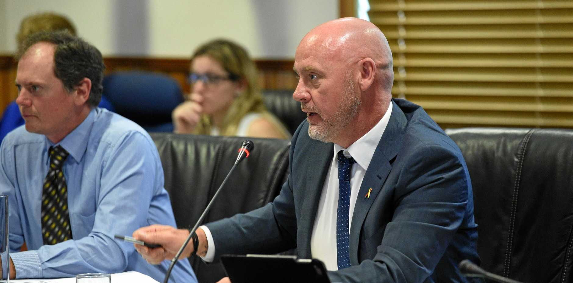 Acting Mayor Darren Everard said the Smarter Communities plan was designed to improve efficiency and create new economic and employment opportunities.