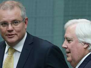 PM 'close to deal with Palmer'