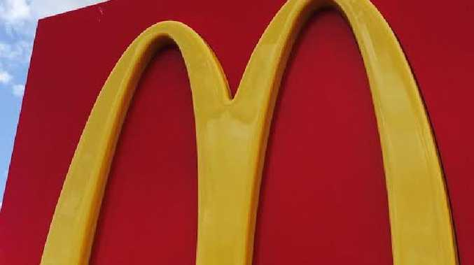 Gympie man jailed for 'frightening' Maccas carpark threats