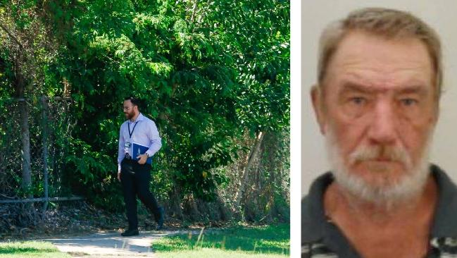"NT Police is calling for witnesses in relation to the death of John ""'Frank' Cassidy who was found at his residence in Jingili last Tuesday. Picture: Glenn Campbell and supplied"