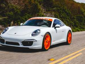 Americans charging $100,000 to turn Porsche into a hybrid