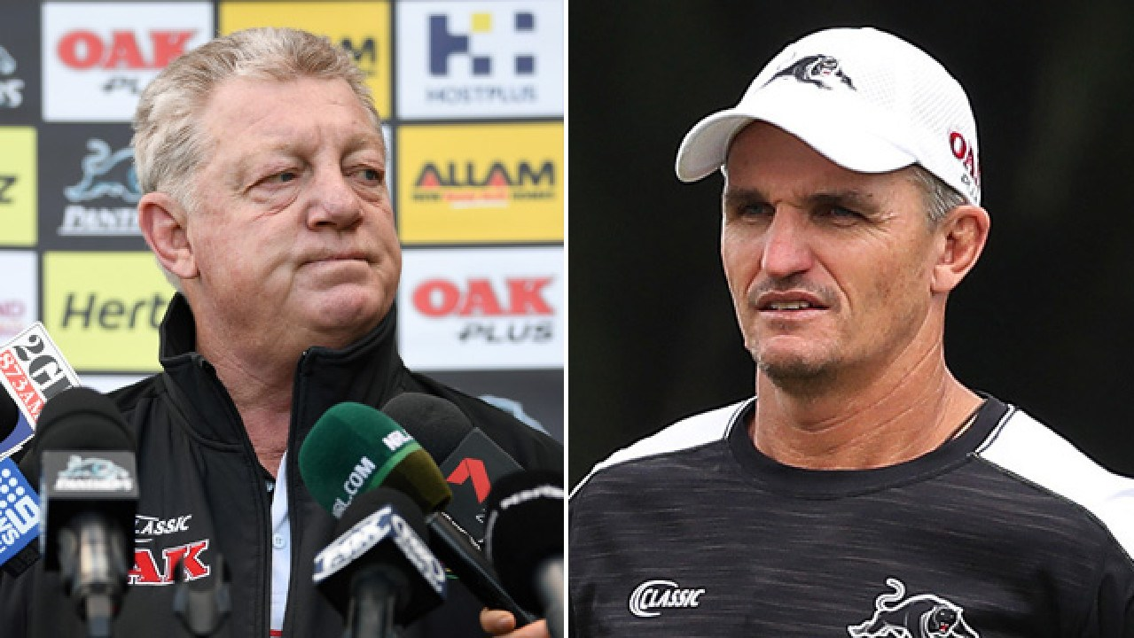 Phil Gould's departure might actually make life more difficult for Ivan Cleary.