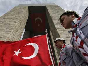 ISIS 'plot' to attack Anzacs at Gallipoli