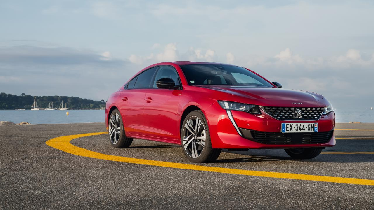 The new Peugeot 508 goes on sale locally in the second half of 2019.