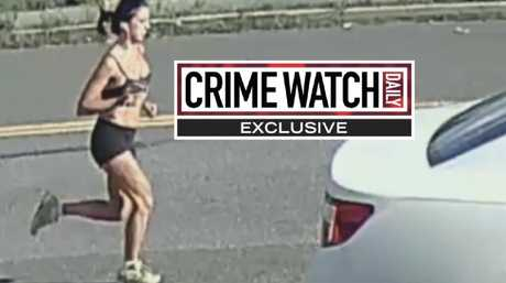 Jogger Karina Vetrano was killed while out on a run in August 2016. Picture: Crime Watch Daily.