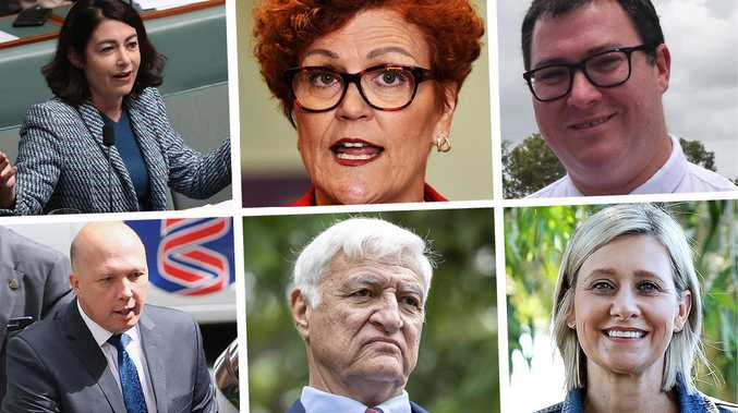 Qld's full list of election candidates revealed