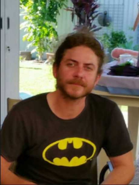 Festival organisers have named the missing man as Bradley Smith, pictured above.
