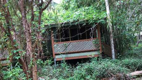 The Pajinka Wilderness Lodge at the tip of Cape York lies abandoned and languishing.