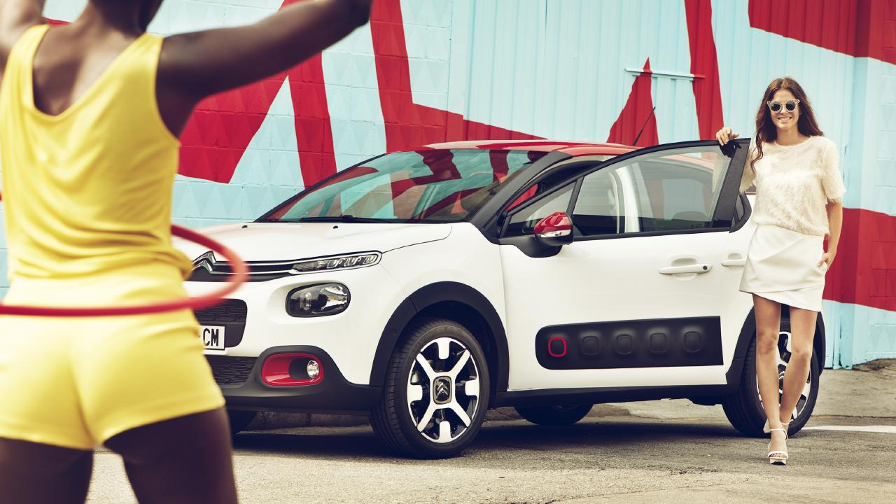 Citroen's Australian boss says the brand is like a beautiful woman people are afraid to approach.