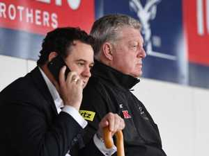 Gould opens up on Cleary rift