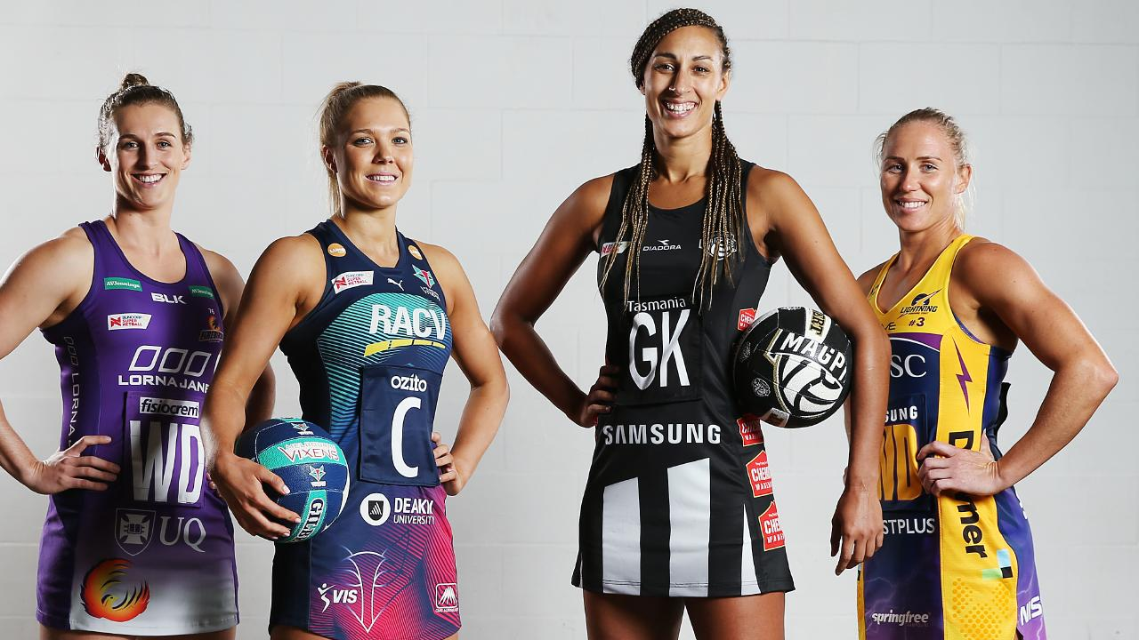 The Super Netball season commences with a double-header on Saturday. (Photo by Michael Dodge/Getty Images)