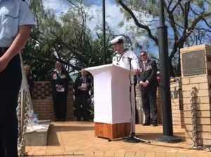 Kawana Anzac ceremony 2019