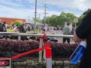 Maryborough Anzac Day parade 2019