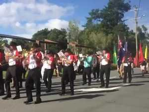 Nambour Anzac Day parade