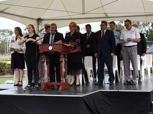 Anzac Day: Bundaberg Civic Service.