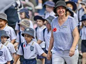 2019 Anzac Day Parade.
