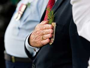 ANZAC DAY: A flip of the coin changes the tune