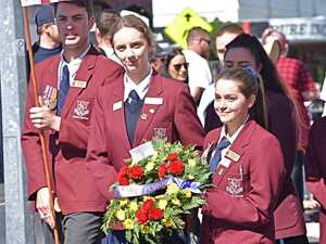 Stanthorpe State High School had big numbers in the